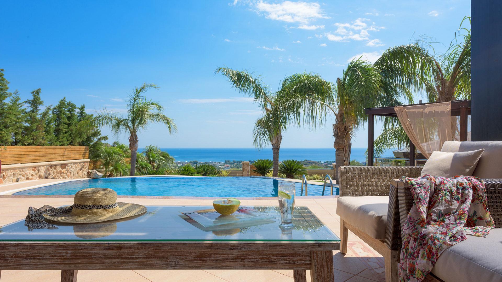 Quinn Hill Villa Sea View