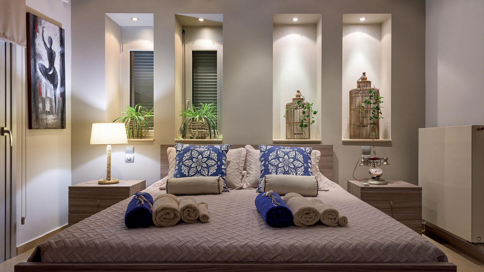 Quinn Hill Villa bedroom