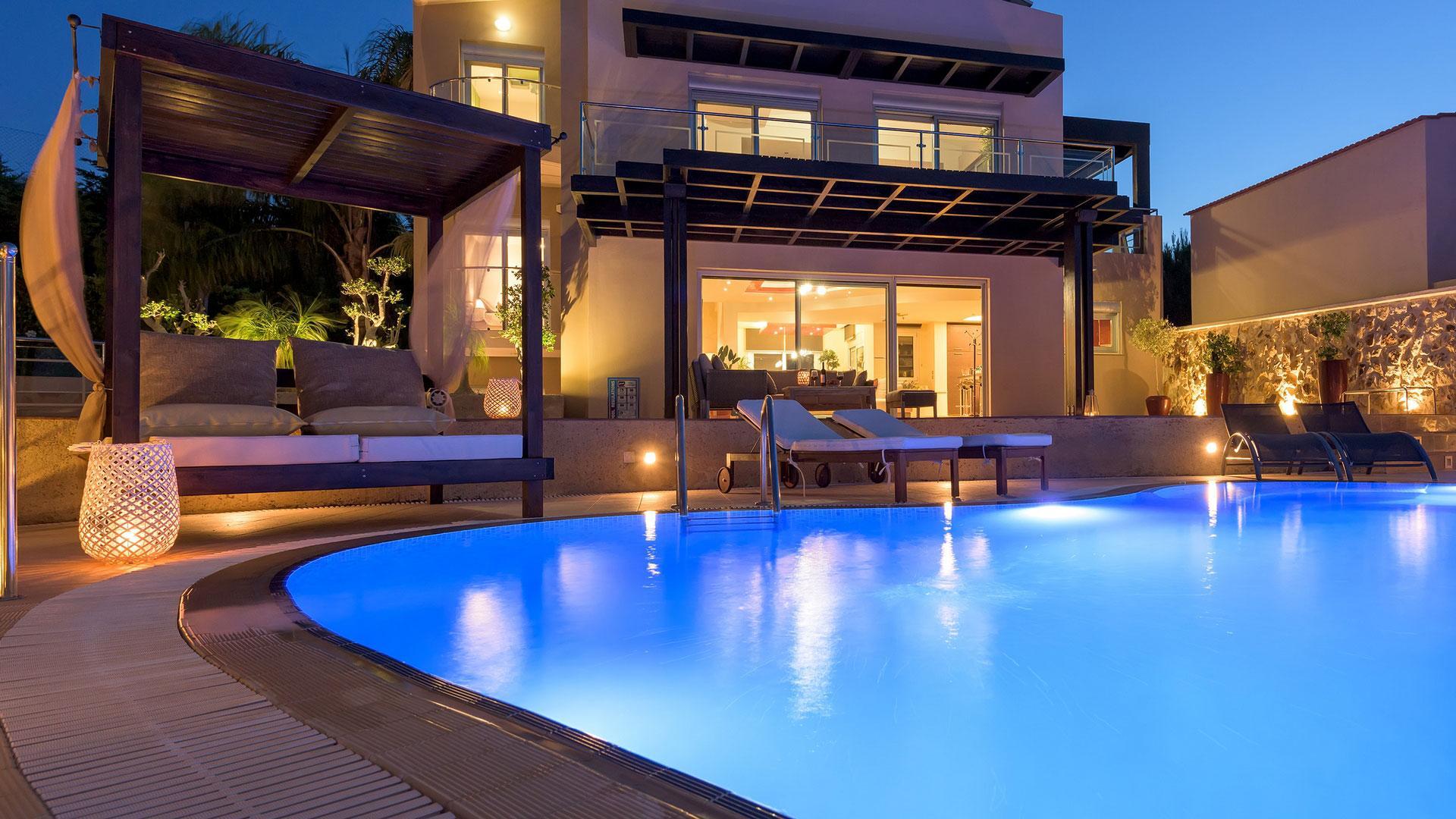 Quinn Hill Villa private pool